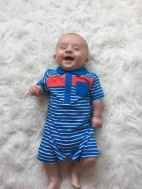 Proper giggling!